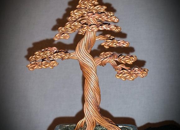 #173 wire tree by Rick Skursky