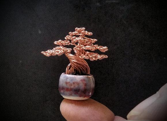 #151 Micro Wire Tree Sculpture