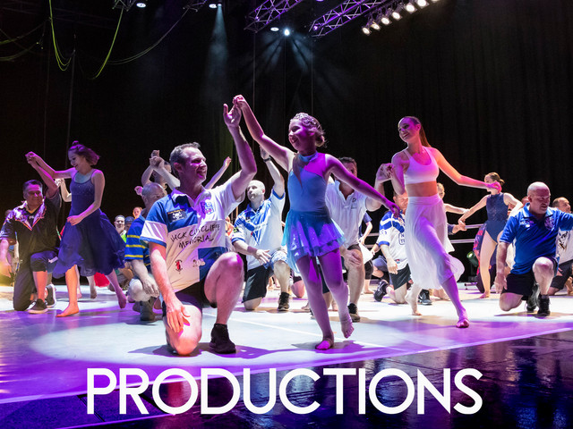 Our Stunning Productions