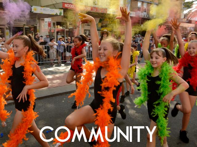 TCDA's Community Involvement