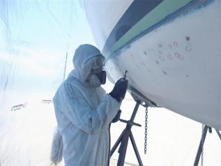 General Labour - Boat Repair