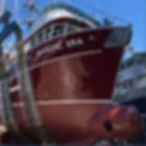 Mystic Era Commercial Fishing Boat