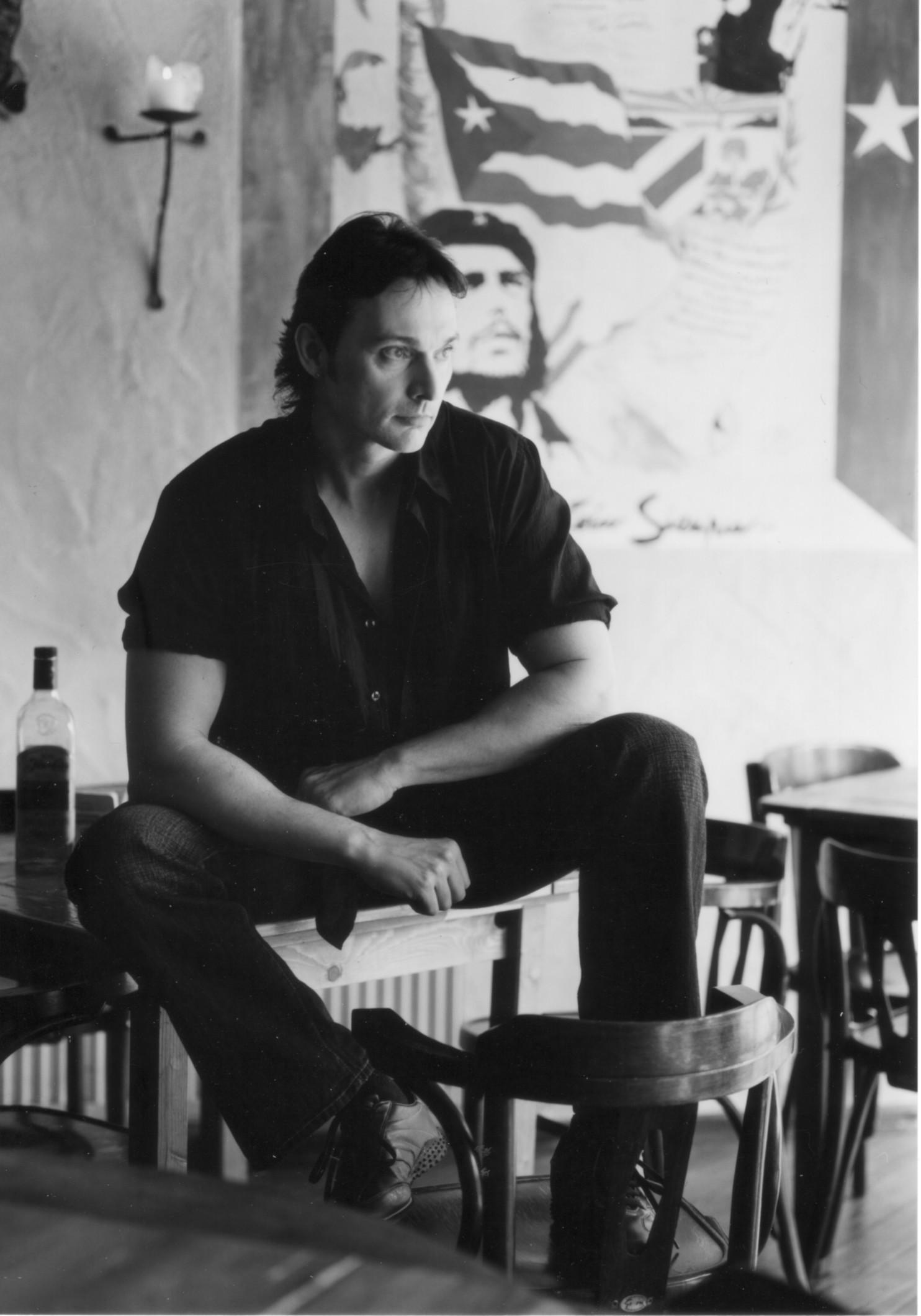 Künstler Bernd Bernard