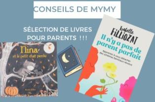 Petite sélection de livres à partager !!!