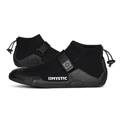MYSTIC STAR SHOE 3MM ROUND TOE - BLACK - 2020