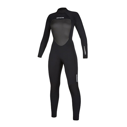 MYSTIC STAR 5/3MM - BACK ZIP WETSUIT WOMEN - 2020