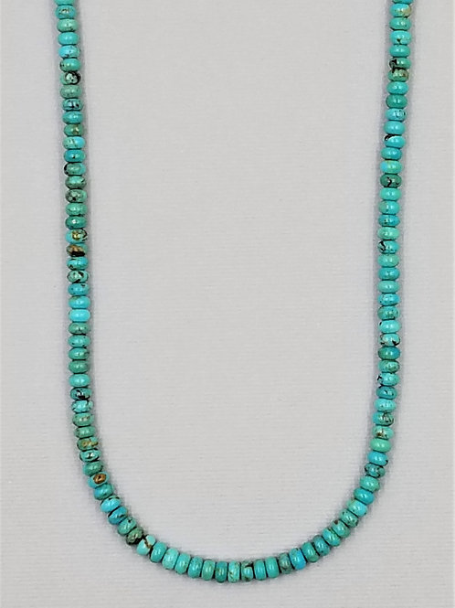 Campitos Mexican turquoise necklace