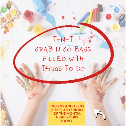 Grab 'n Go Bags