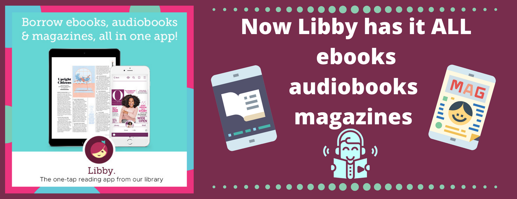 Libby ebooks audiobooks and magazines al