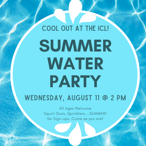Kid's Summer Water Party