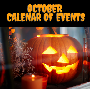 Kid's Events for the Month
