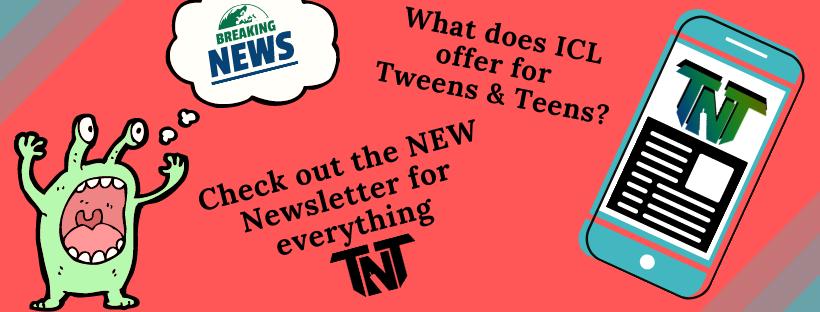 TNT Newsletter