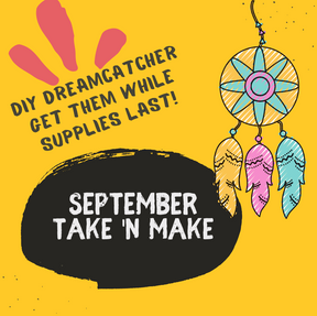 Take 'n Make-Dreamcatcher