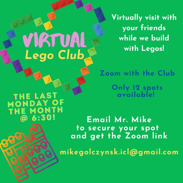 Fun with Legos & Friends