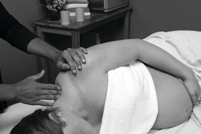 Hawaiian Pregnancy Massage