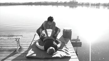 Polynesian Floor Massage