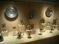 Artifacts of Paul Revere Picture