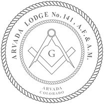 Arvada Lodge No. 141 Seal