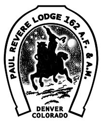 Paul Revere Lodge No. 162 Seal