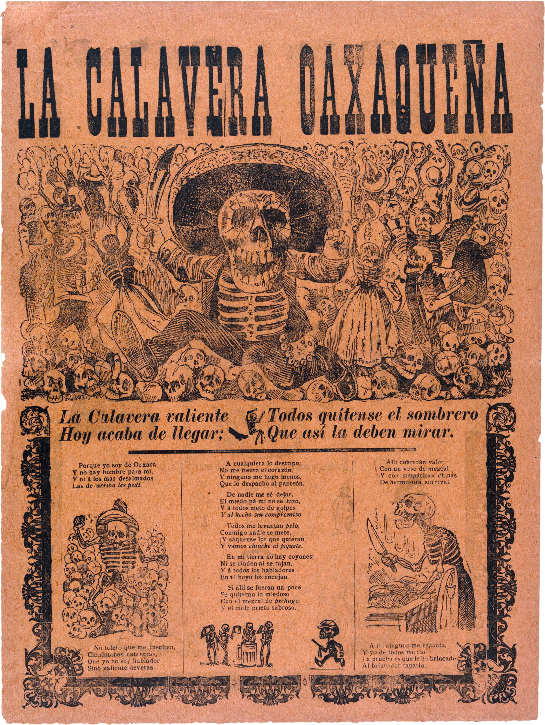 José_Guadalupe_Posada,_Calavera_oaxaqueñ