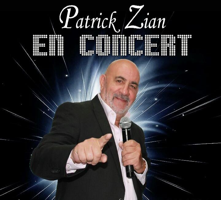 Patrick Zian au Madison Show Cabaret