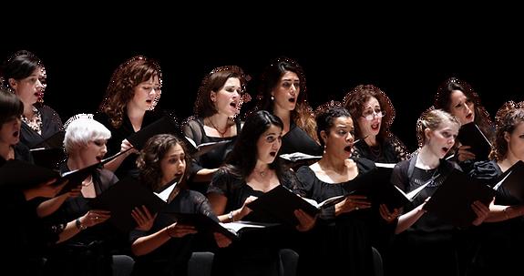 Chorale du concert Les 2 Tauliers