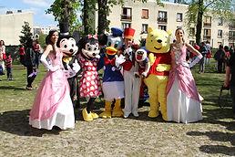 Ventriloque Parade Carnavalesque