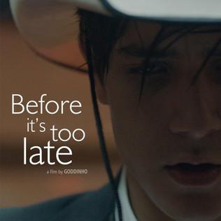 Antes que sea tarde