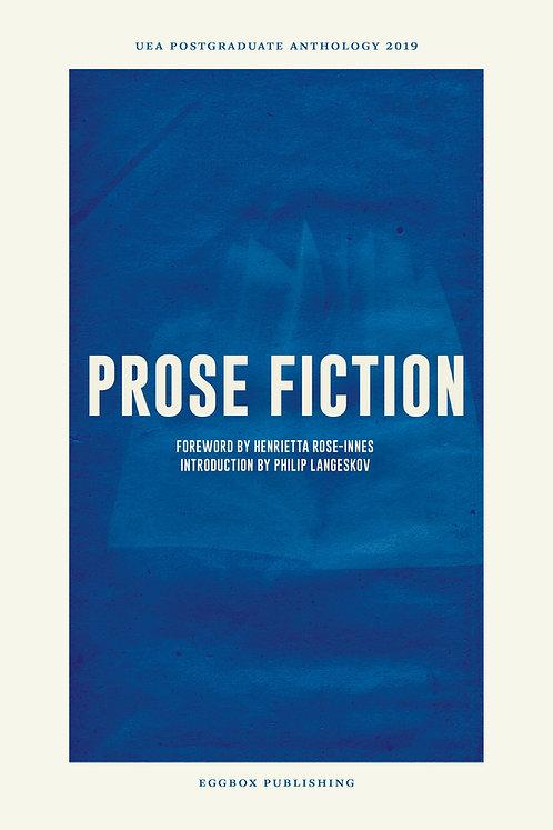 UEA MA Prose Fiction Anthology 2019