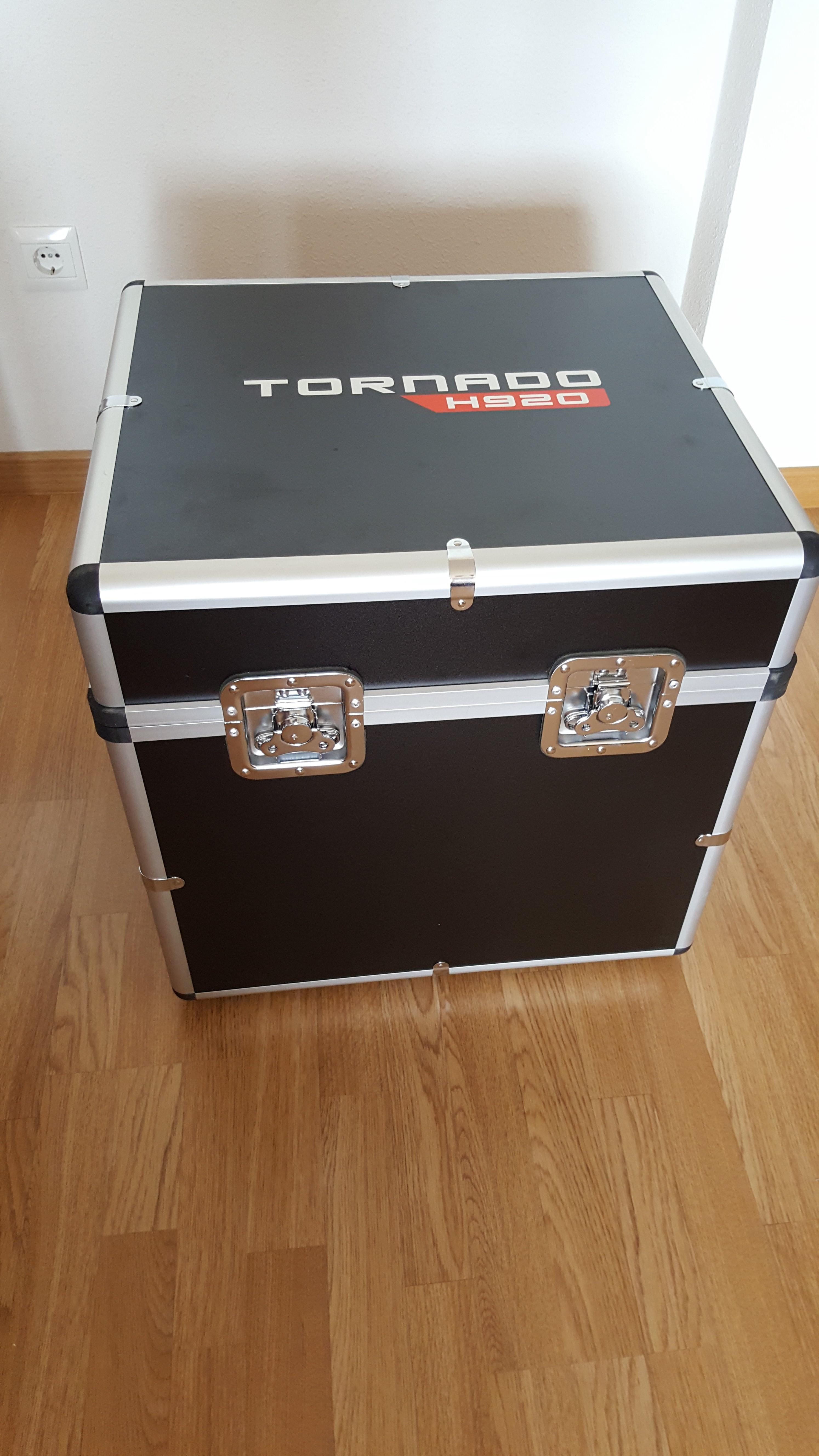 Maleta transporte Tornado H920