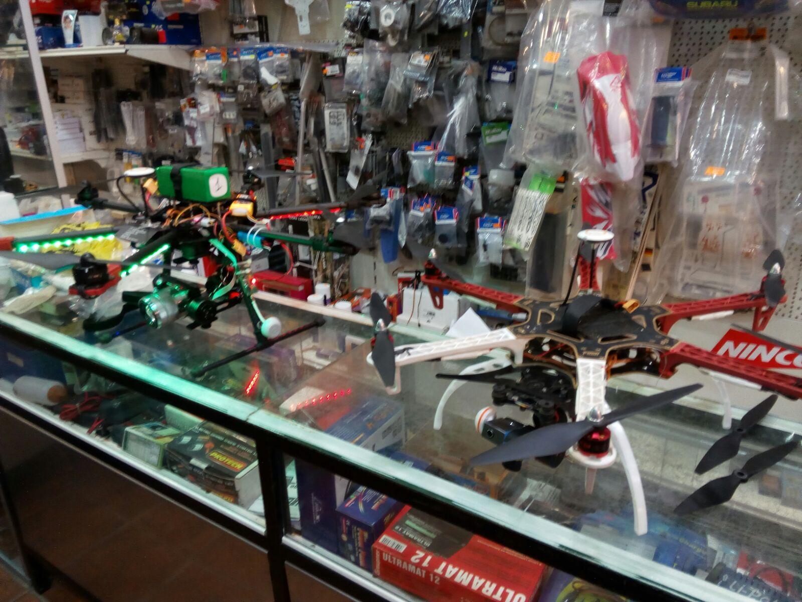 Dron profesional y DJI F550