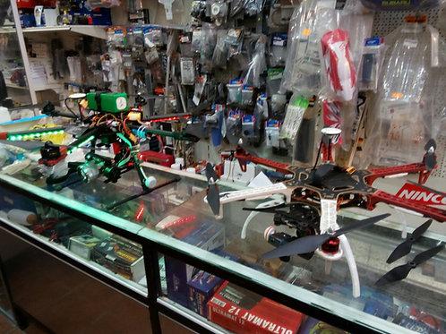 Dron profesional segunda mano