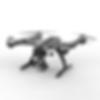 Q500 con GoPro