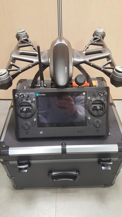 Q500 4k con emisora ST16