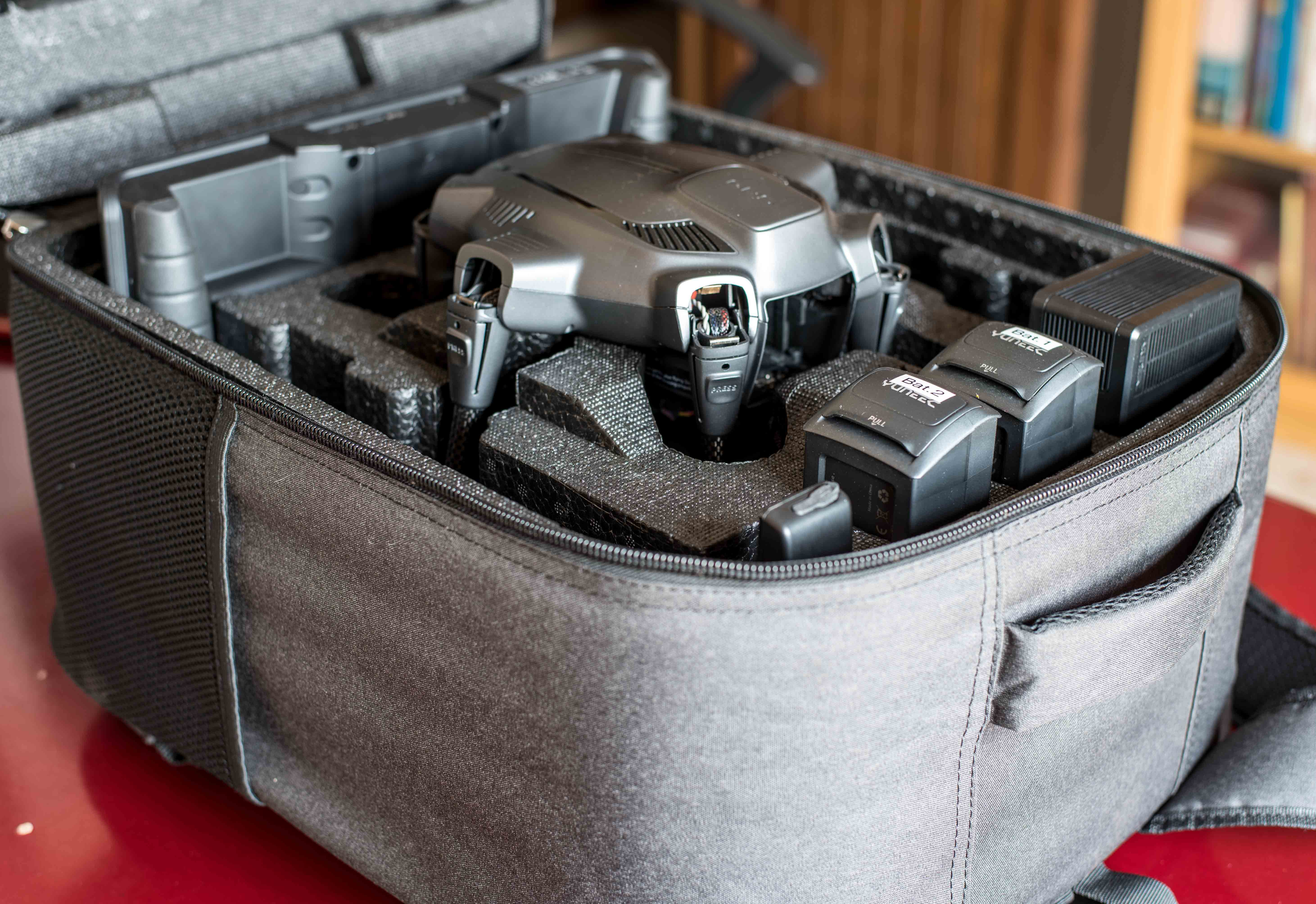 MOCHILA TYPHOON H Advanced