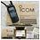 Emisora radio banda aérea para drones ICOM IC-A6