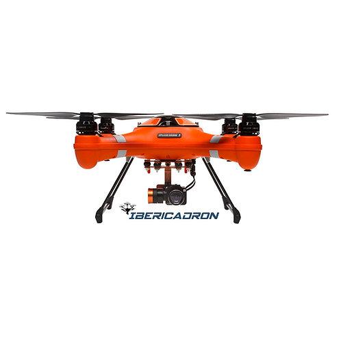 Swellpro comprar splashdrone dron para lluvia