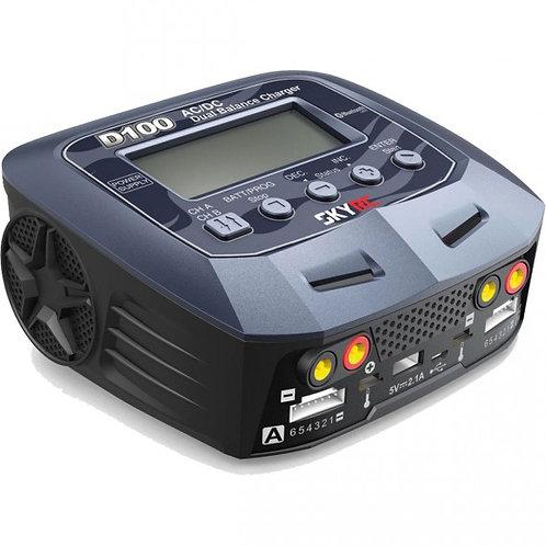 Cargador LiPo SkyRC D100 V2