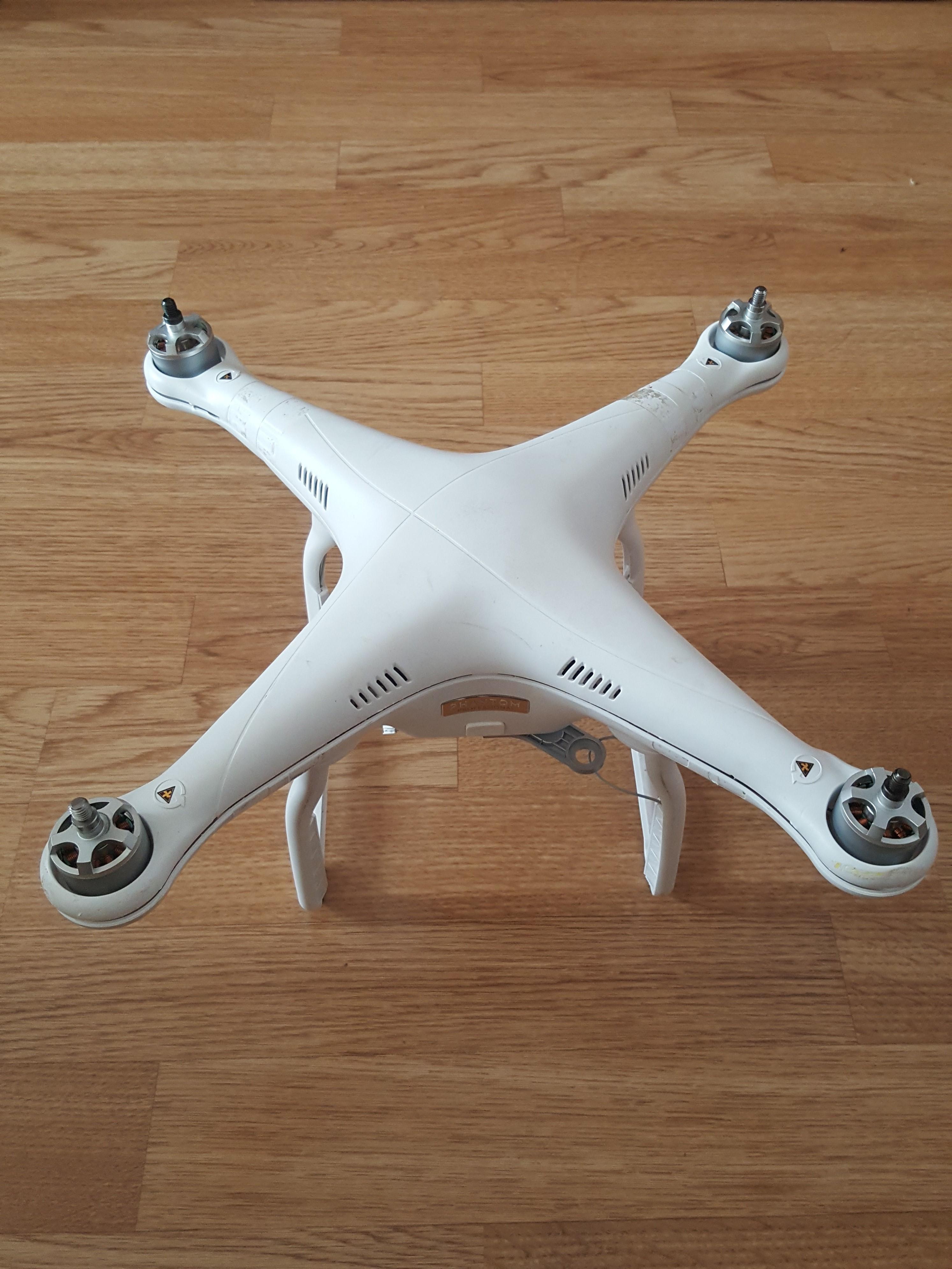 Phantom 3 pro usado