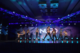 """New York Nights"" (2017) Choreography by Jamal White"