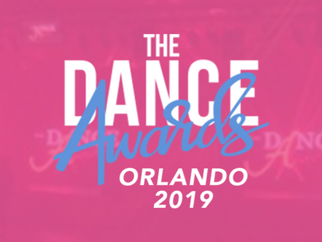 The Dance Awards Orlando 2019