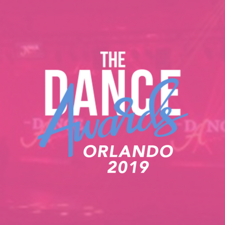 The Dance Awards Orlando 2019