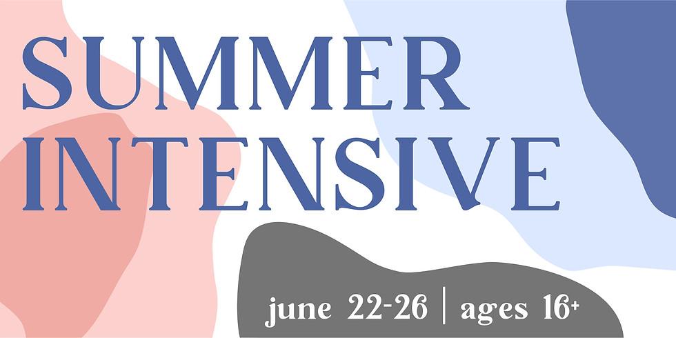 Summer Intensive | Senior Level