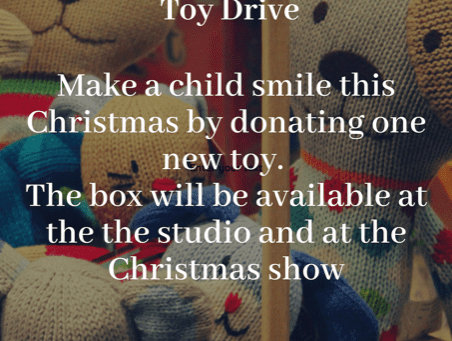 Toys for Tots: December CS Project 2018
