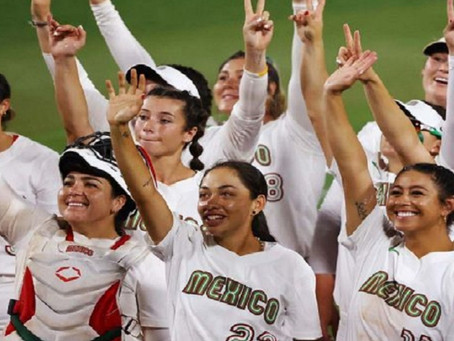 Softbol México va por la medalla de bronce en Tokio 2020