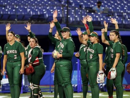 Equipo de Sóftbol femenil mexicano será castigado tras desecho de uniformes