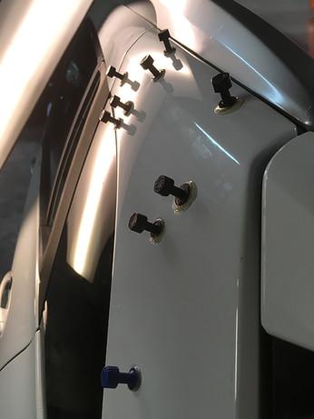 Dégrêlage CLIO 3, Haute Saône