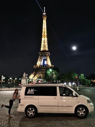 California JHKoncept Place de l'Etoile - PARIS