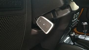 installation pedalbox sur jeep wrangler