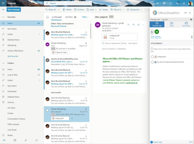 Did you know? You can save multiple items with just one click from Outlook to Teams with Quick Save
